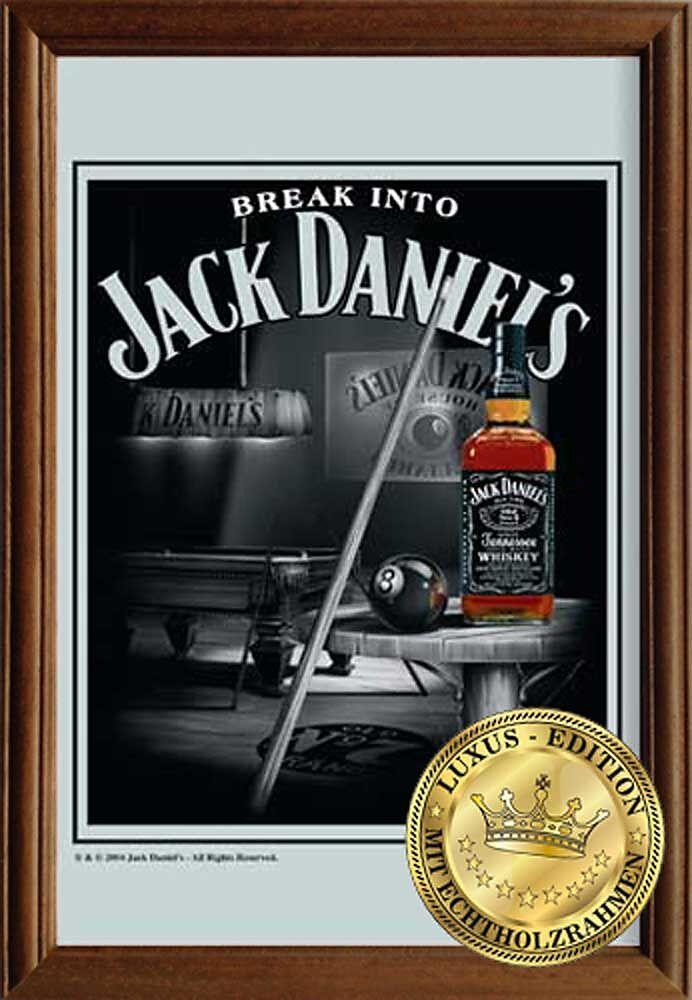 Jack Daniels - Pool Billiard Spiegel - Deko-Spiegel online kaufen ...