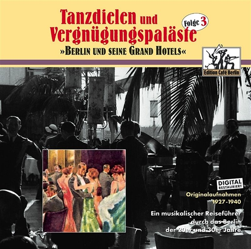 Tanzdielen & Vergnügungspaläste Vol.3