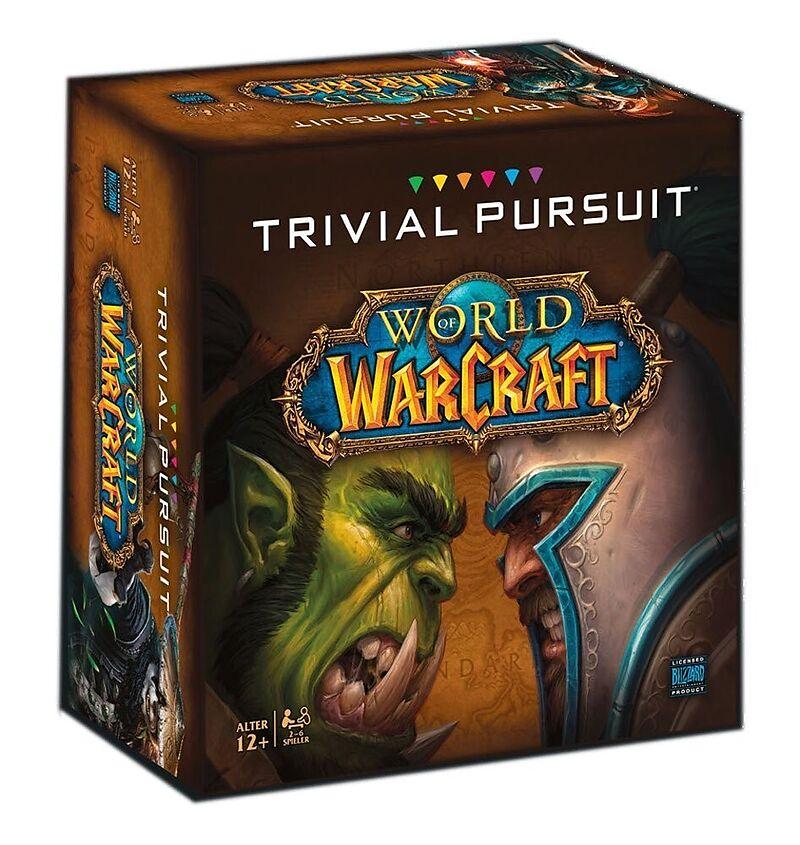 Trivial Pursuit: World of Warcraft - Klassische Spiele online ...