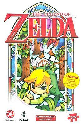 Puzzles Puzzle Zelda Link-Boomerang 360 Teile Spiel Deutsch 2018