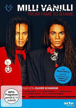 Milli Vanilli - From Fame to Shame [Versione tedesca]