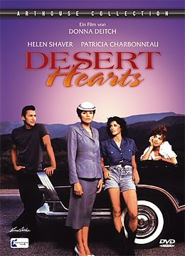 Desert Hearts DVD