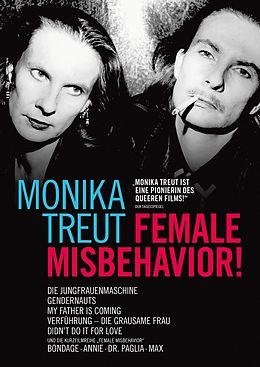 Monika Treut - Female Misbehavior! - 5er Dvd-box DVD