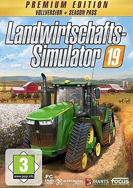 Landwirtschafts-Simulator 19 - Premium Edition [DVD] [PC] (D) als Windows PC-Spiel