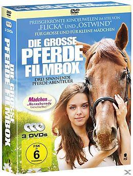 Die grosse Pferde Film-Box DVD