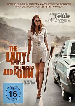The Lady in the Car with Glasses and a Gun DVD