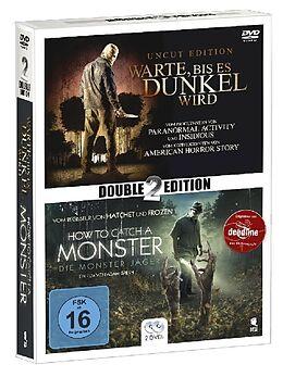 Warte, bis es dunkel wird & How to Catch a Monster - Die Monster-Jäger DVD