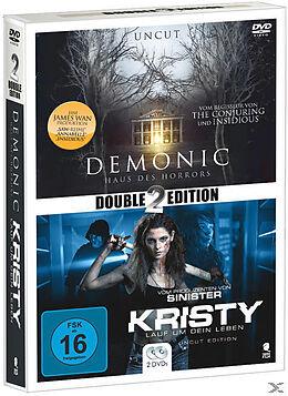Demonic - Haus des Horrors & Kristy - Lauf um dein Leben DVD