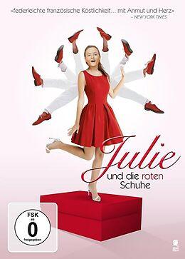 Julie und die roten Schuhe DVD