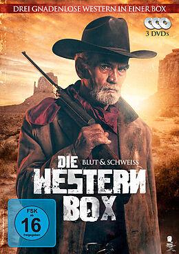 Die Western-Box: Blut & Schweiß DVD