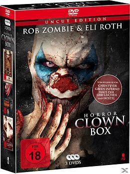 Horror Clown Box DVD