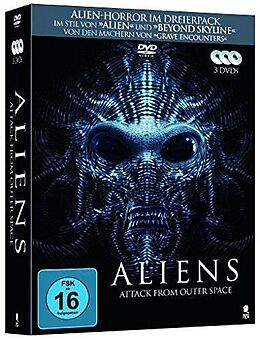 Aliens - Attack from Outer Space DVD