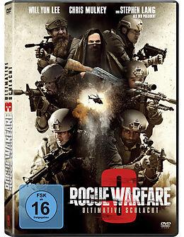 Rogue Warfare 3 - Ultimative Schlacht DVD