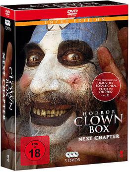 Horror Clown Box 2 - Next Chapter DVD