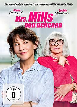 Mrs. Mills von nebenan DVD