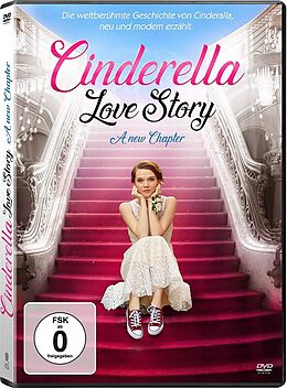 Cinderella Love Story - A New Chapter DVD