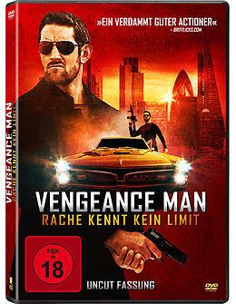 Vengeance Man - Rache kennt kein Limit DVD
