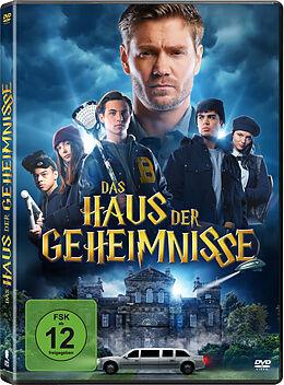Das Haus der Geheimnisse DVD