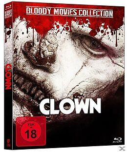 Clown Bloody Movie Collection [Version allemande]