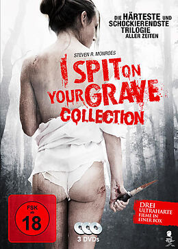 I Spit On Your Grave Collection DVD