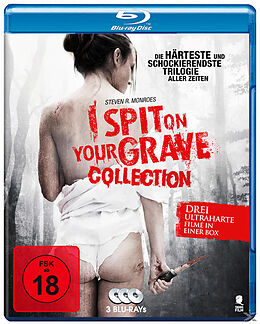 I spit on your Grave 1-3 Box - BR Blu-ray