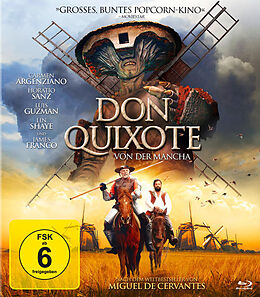 Don Quixote von der Mancha - BR Blu-ray