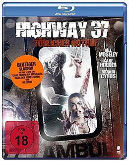 Highway 37 - Tödlicher Notruf - BR Blu-ray