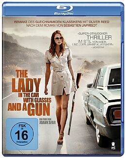 The Lady in the Car with Glasses and a Gun Blu-ray