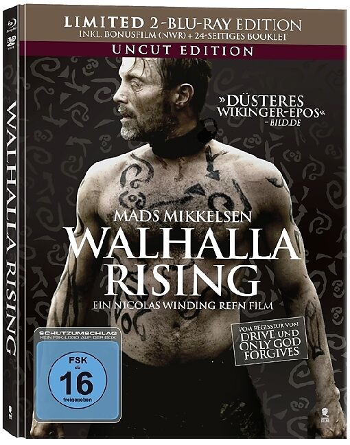 Walhalla Rising [Version allemande]