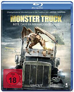 Monster Truck - BR Blu-ray
