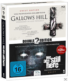Mystery Double Pack 1 - BR Blu-ray
