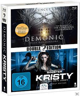 Demonic - Haus des Horrors & Kristy - Lauf um dein Leben Blu-ray