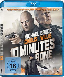 10 Minutes Gone - BR Blu-ray