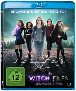 The Witch Files - Der Hexenzirkel - BR Blu-ray