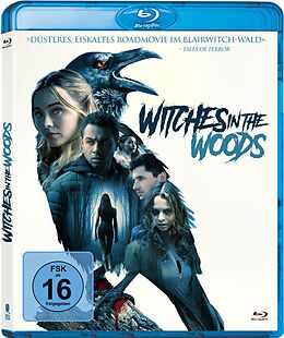 Witches in the Woods - BR Blu-ray