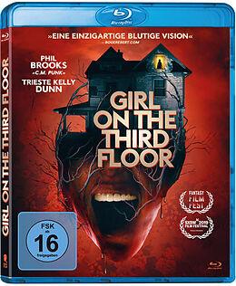 Girl on the Third Floor - BR Blu-ray