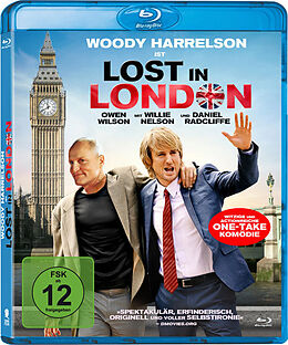 Lost in London - BR Blu-ray