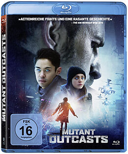 Mutant Outcasts - BR Blu-ray