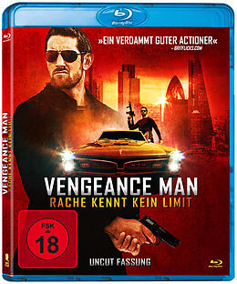 Vengeance Man - Rache kennt kein Limit - BR Blu-ray