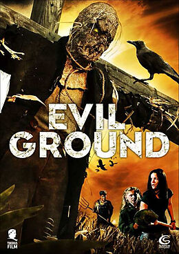 Evil Ground DVD