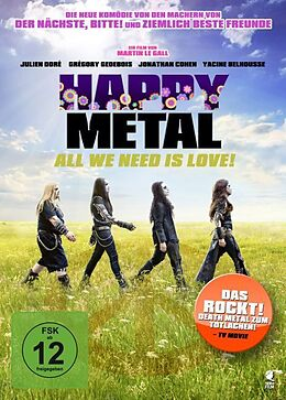 Happy Metal - All we need is Love! DVD