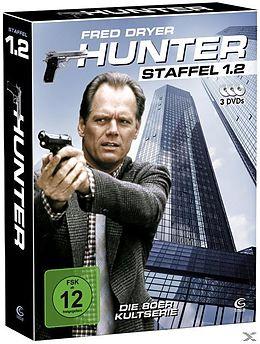 Hunter - Gnadenlose Jagd - Staffel 1.2 DVD