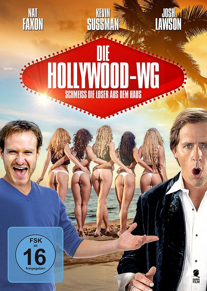 die hollywood wg schmeiss die loser aus dem haus dvd online kaufen. Black Bedroom Furniture Sets. Home Design Ideas