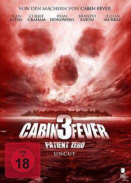 Cabin Fever 3 - Patient Zero DVD