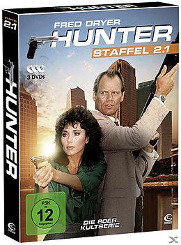 Hunter - Gnadenlose Jagd - Staffel 2.1 DVD
