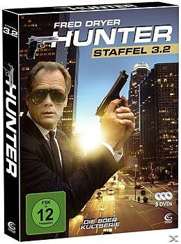 Hunter - Gnadenlose Jagd - Staffel 3.2 DVD