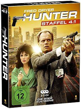 Hunter - Gnadenlose Jagd - Staffel 4.1 DVD