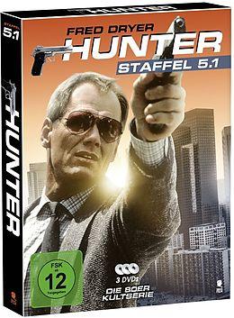 Hunter - Gnadenlose Jagd - Staffel 5.1 DVD