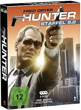 Hunter - Gnadenlose Jagd - Staffel 5.2 DVD