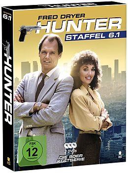Hunter - Gnadenlose Jagd - Staffel 6.1 DVD